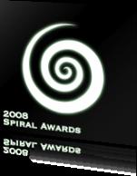 2008 Spiral Awards